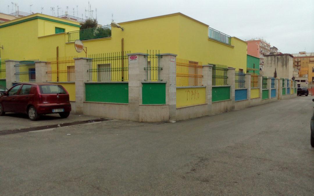 Manfredonia – Intervento di Disinfezione in due Asili Nido